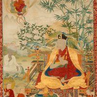 第一世噶瑪巴杜松虔巴 (Düsum Khyenpa 1110-1193)