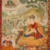 第七世噶瑪巴確札嘉措 (Chodrak Gyatso 1454~1506)