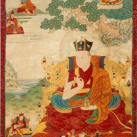 第十六世噶瑪巴讓烱日佩多傑 (Rangjung Rigpe Dorje 1924-1981)