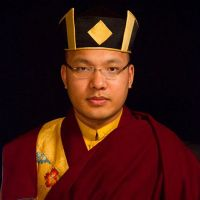 第十七世噶瑪巴鄔金欽列多傑 (Ogyen Trinley Dorje 1985- )