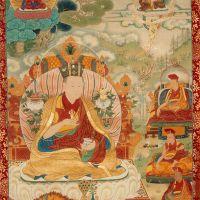 第十五世噶瑪巴卡恰多傑 (Khakhyab Dorje 1871-1922)