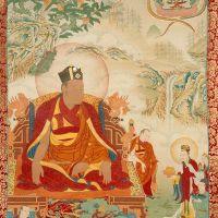 第二世噶瑪巴噶瑪巴希 (Karma Pakshi 1204-1283)