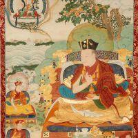 第九世噶瑪巴旺秋多傑 (Wangchuk Dorje 1556~1603)