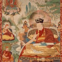 第八世噶瑪巴米覺多傑 (Mikyo Dorje 1507~1554)